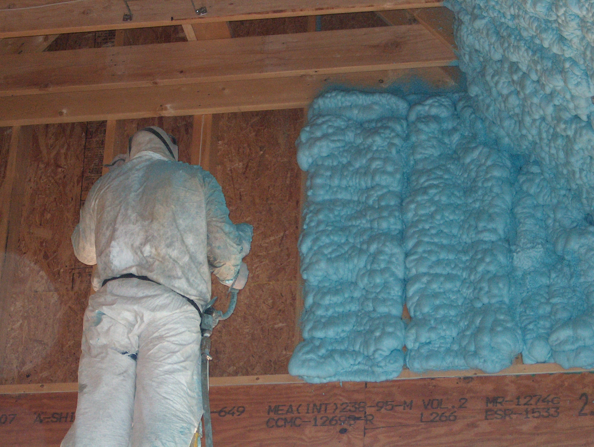 Open Cell Spray Foam Insulation Is Ideal For Interior Use