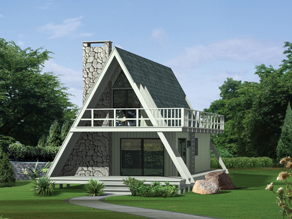 Insulation For Your A-Frame Home