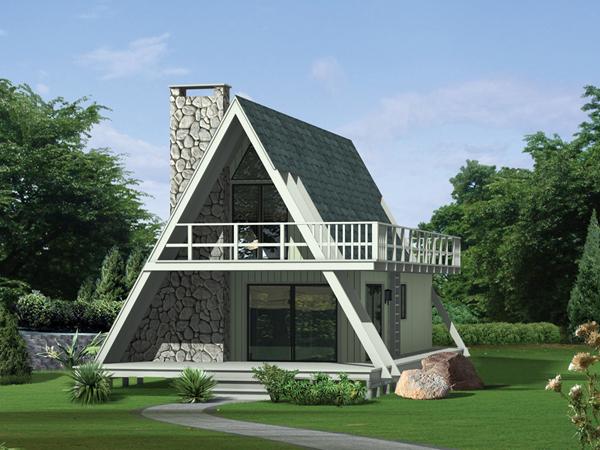 a frame home standard insulating