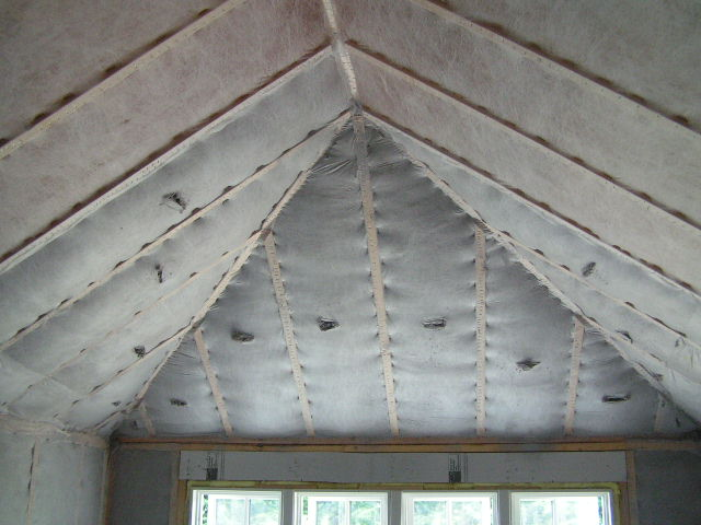 insulation for new construction standard insulating
