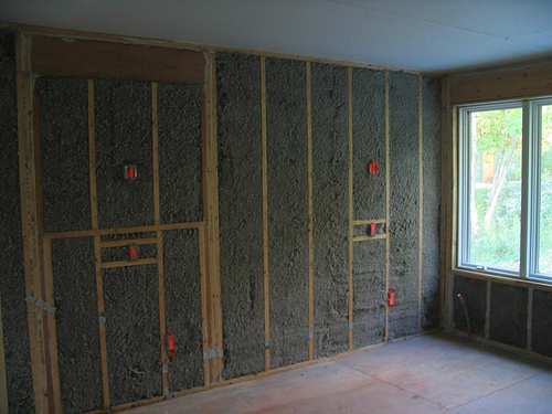 Cellulose how this super insulation can help your home - Advice on insulating your home ...