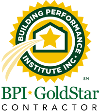 BPI Gold Star Logo.