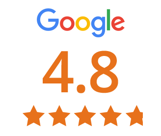 4.8 google review score